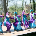 Bhangra at Vaisakhi celebrations in Washington Dc