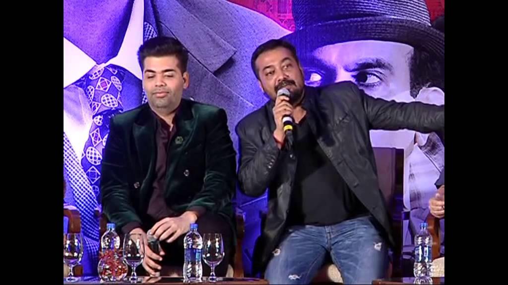 Karan Johar calls himself `sexy sa aadmi'