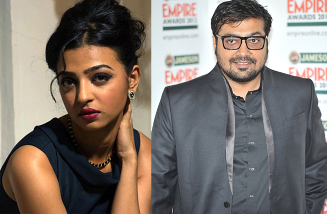 Nude MMS clip of Radhika Apte goes viral, director Anurag Kashyap angry