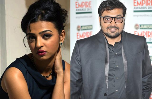 Nude MMS clip of Radhika Apte goes viral, director Anurag Kashyap angry