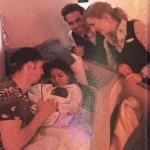 Baby born on Air Canada flight