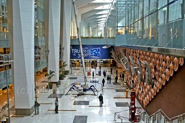 Delhi airport rated as the best in the world in its category