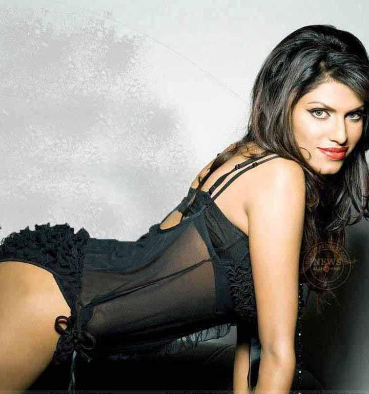 Model actress Giselle Thakral