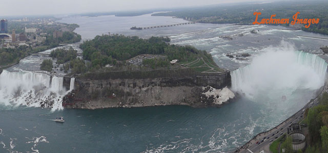 Niagara Falls: World's most famous revolving restaurant Skylon Tower offers the most stunning view