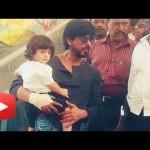 Shah Rukh takes son AbRam to mall