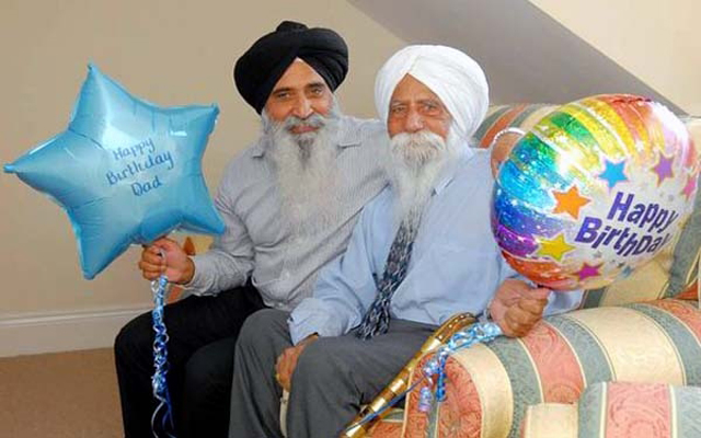 Europe's oldest man Nazar Singh dies at age 111, just days after his birthday