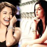 Anushka and Alia Bhatt