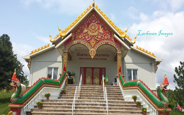 Your gateway to serenity in Toronto: Wat Lao Buddhist temple in Caledon