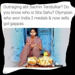 India's double Special Olympics medalist Sita Sahu. Source: TedxGateway