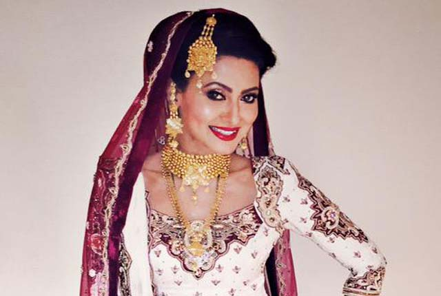 Actress Nigaar Khan marries Pakistani boyfriend in Dubai