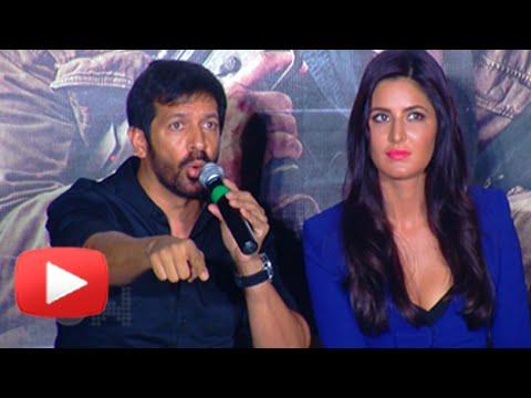 Director Kabir Khan's remarks on terrorists angers journalist at Phantom trailer launch