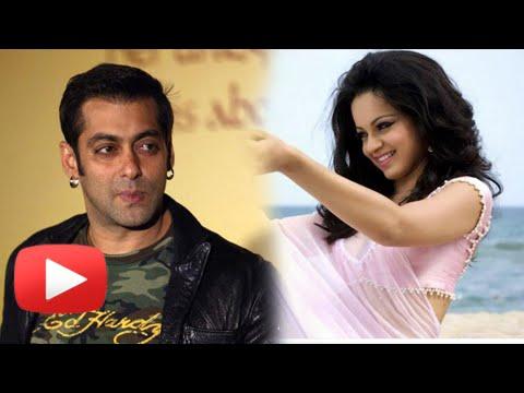 Kangana Ranaut wooing Salman Khan