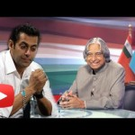 Salman Khan pays moving tributes to Dr Abdul Kalam