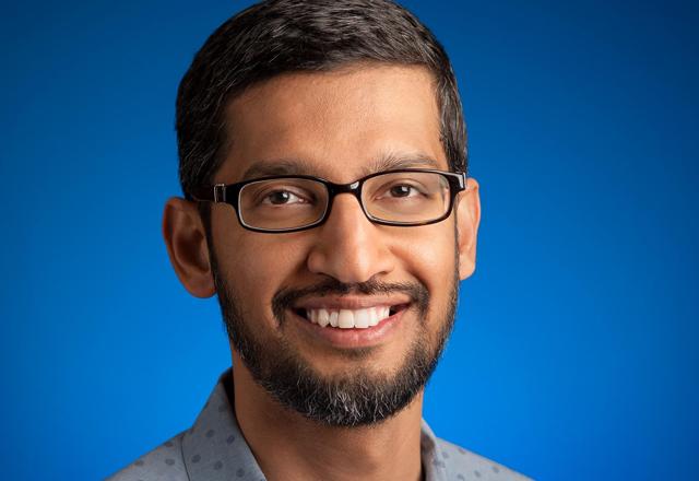 IITian Sundar Pichai is the new CEO of Google