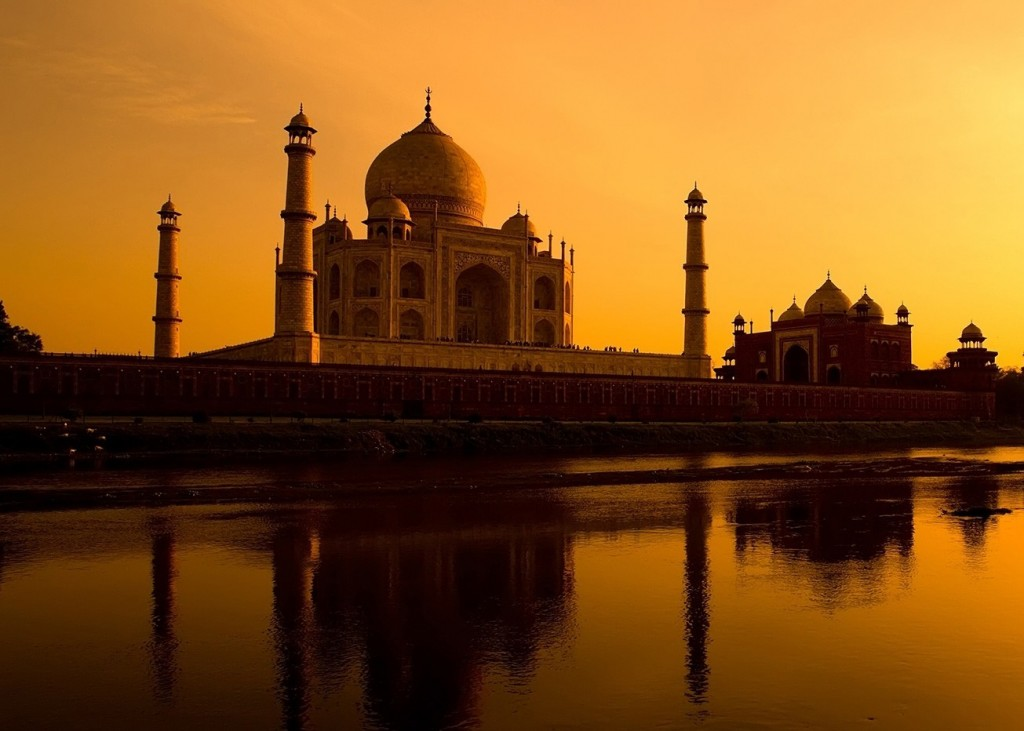 Who owns the Taj Mahal?