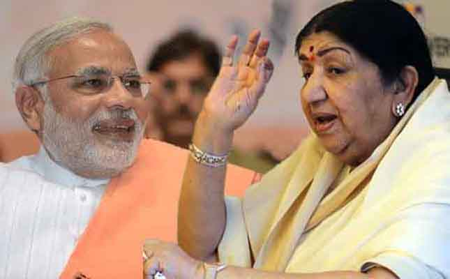 Lata says there's too much western influence on Bollywood music