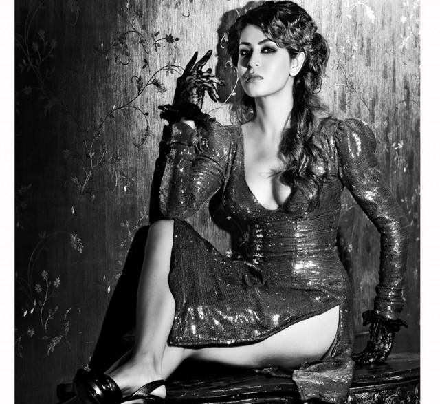 Actress Mansha Bahl