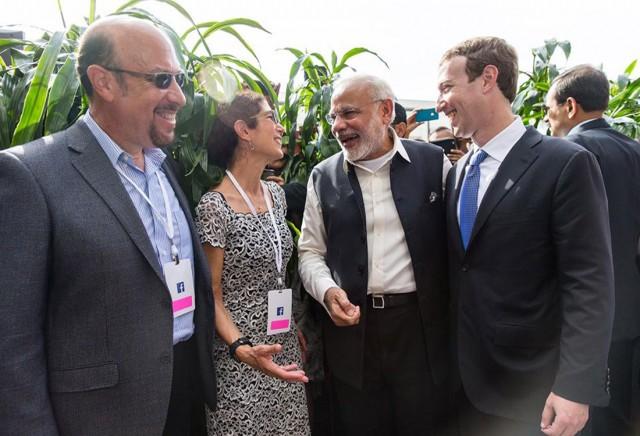PICS: Prime Minister Modi in Silicon Valley