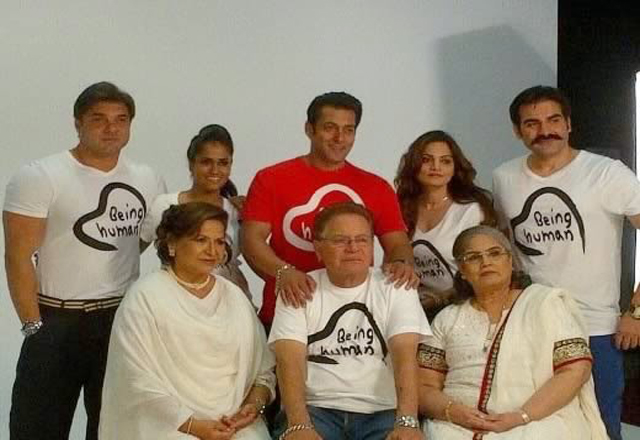 Khans are a close-knit family and Salman's decisions are guided by his family.
