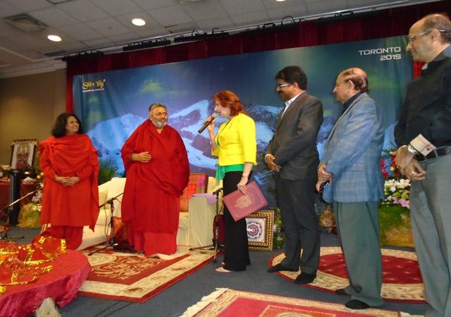 Shiv Yog getting popular among doctors in North America