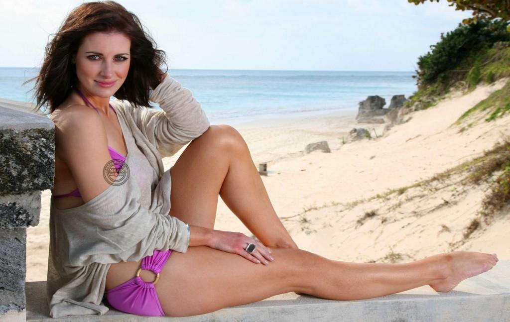 Kirsty Gallacher – British TV babe