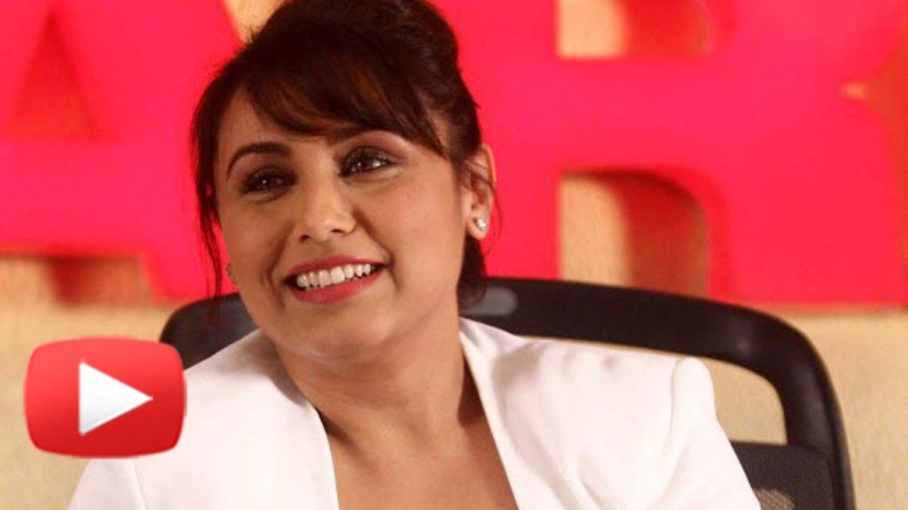 Rani Mukerji is pregnant