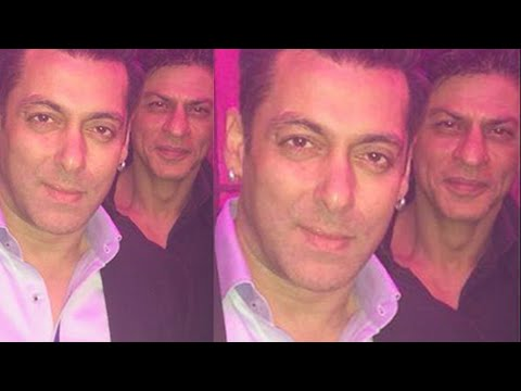 Rare selfie of Salman and Shahrukh goes viral