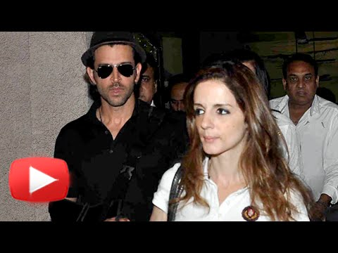Tit and tat between Hrithik Roshan and his ex-wife Sussanne
