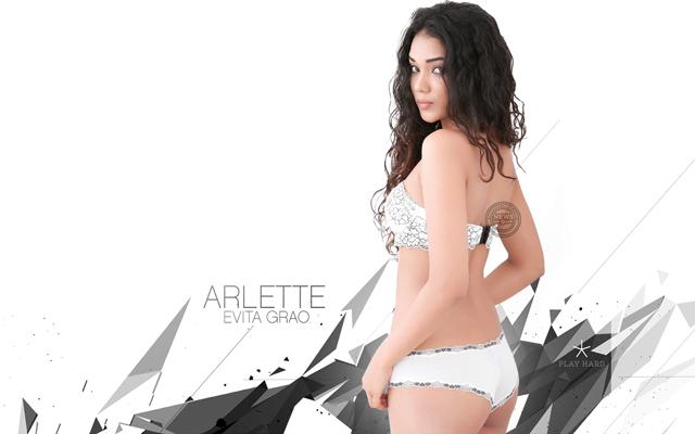 Arlette Evita Grao – ex-Miss Universe India runner-up