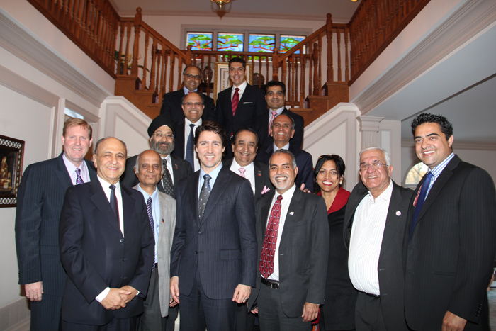 Canada-India Foundation urges Trudeau to fast-track free trade agreement with India