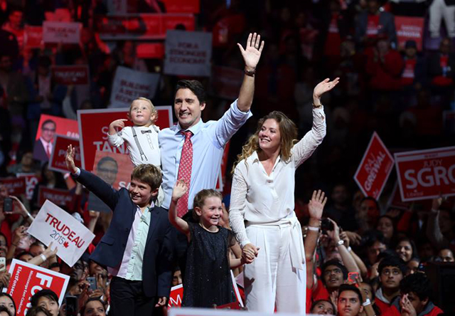 Justin Trudeau who will be next PM Canada