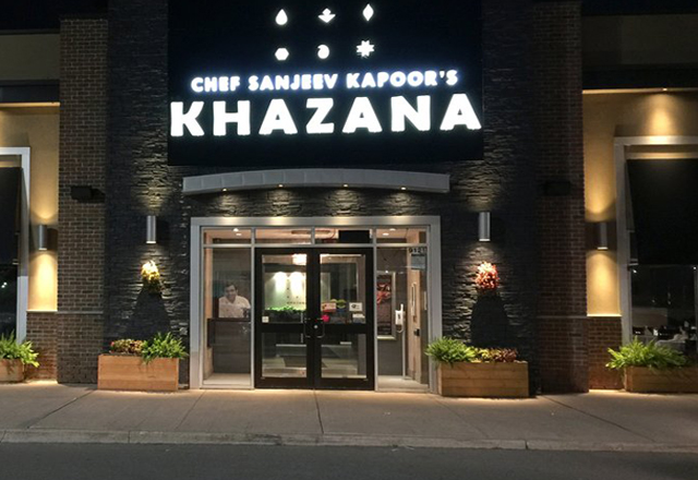 Celebrity chef Sanjeev Kapoor's first Khazana restautant in North America brings rare dishes to Canadians