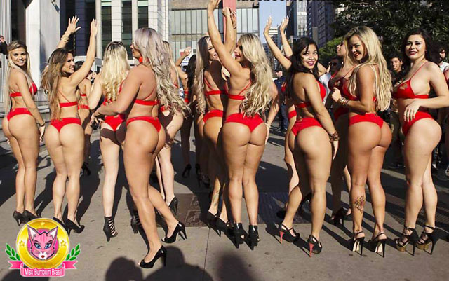 Miss BumBum Brazil 2015 to be crowned on November 9