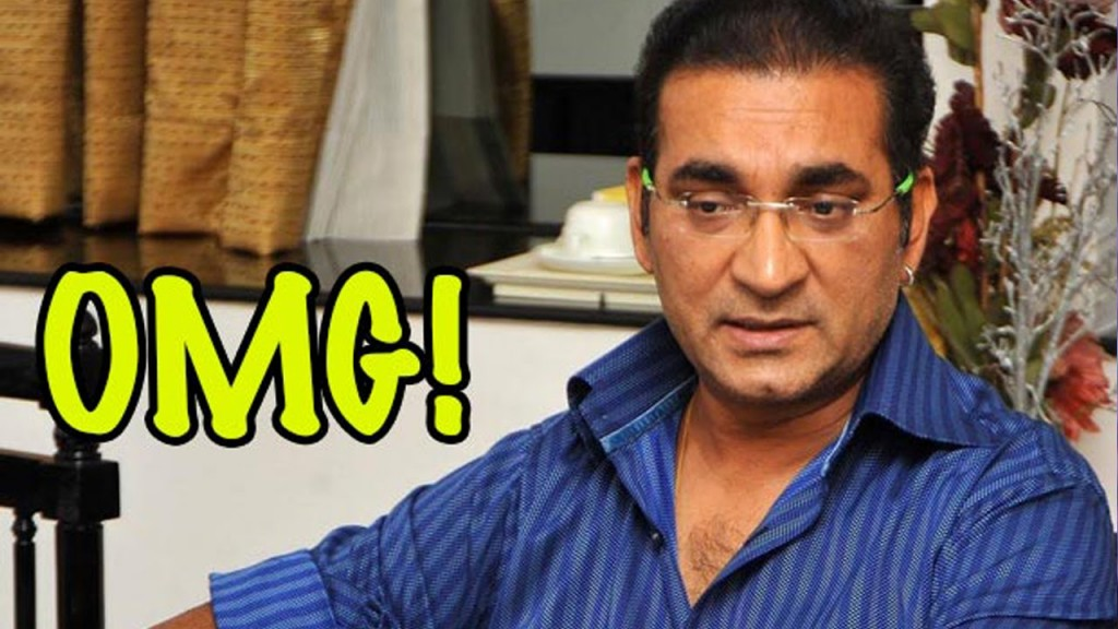 Bollywood singer Abhijeet Bhattacharya booked for molestation