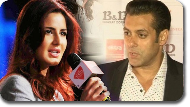 Salman Khan flatters Katrina and gets cozy with her on Bigg Boss