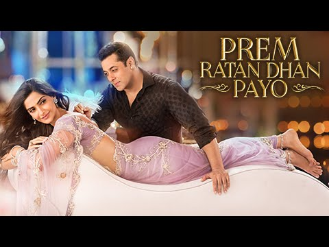 Prem Ratan Dhan Payo Official Trailer OUT