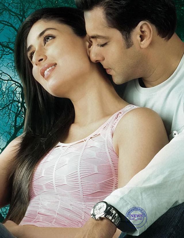 Salman and Kareena in Kyon Ki (2005)
