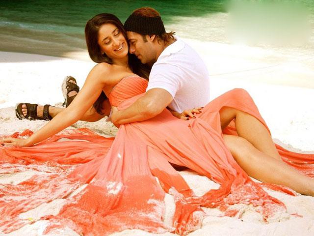 Salman and Kareena in Main Aur Mrs Khanna