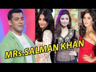 8 actresses Salman Khan could have married
