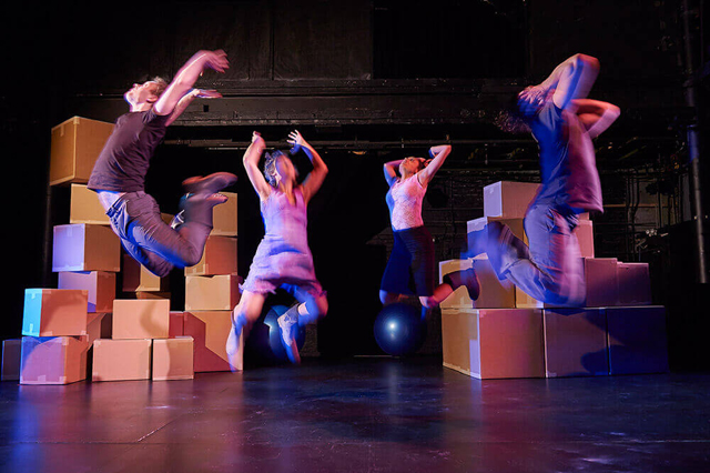 Theatre Gargantua premieres Avaricious
