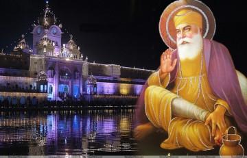 Guru Nanak birthday 2015