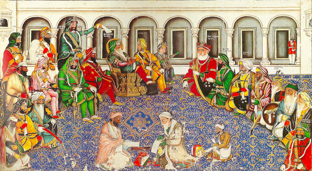 Man with 20 wives – Maharaja Ranjit Singh