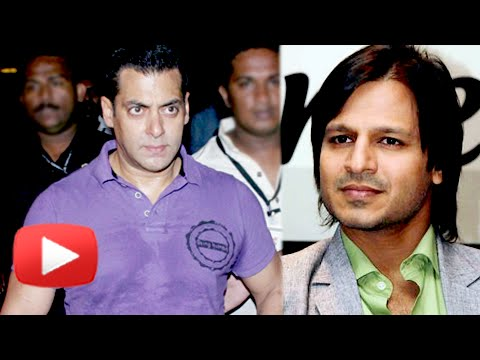 Salman Khan refuses to meet Vivek Oberoi