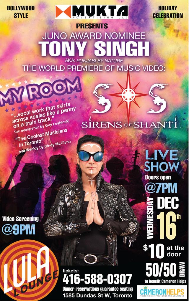 Sirens of Shanti poster