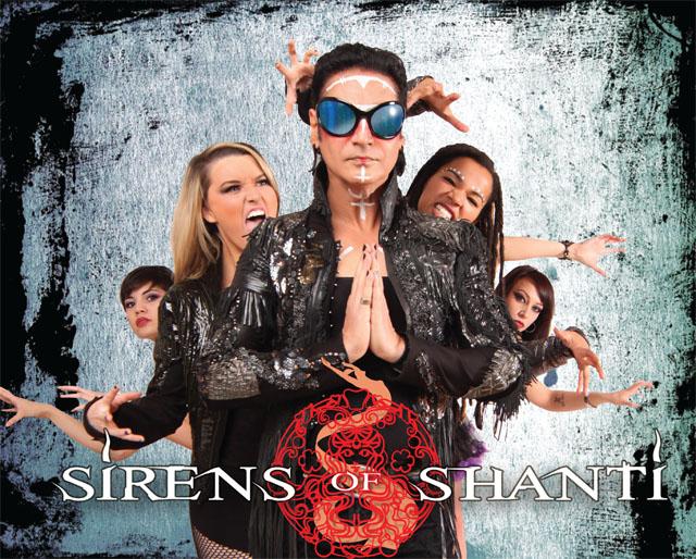 Sirens of Shanti