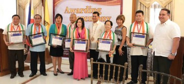 Filipino writers