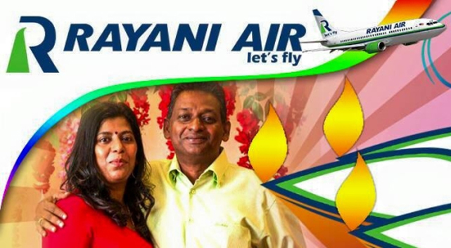 Hindu couple launches Malaysia's first Islamic airline Rayani Air