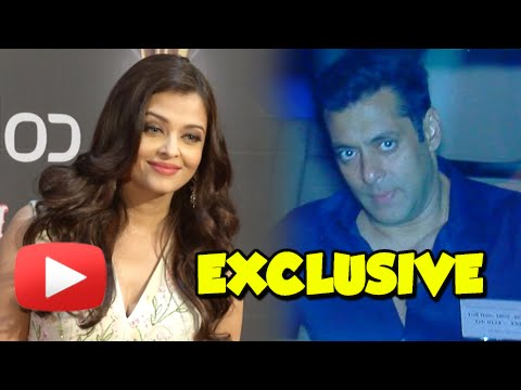 Aishwarya says Namaste to Salman at awards function