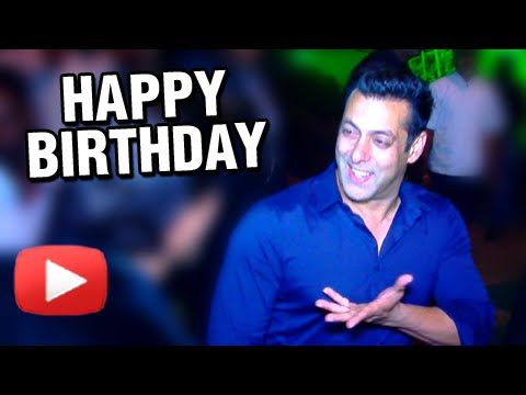 Stars pay tributes to Salman Khan on his 50th birthday