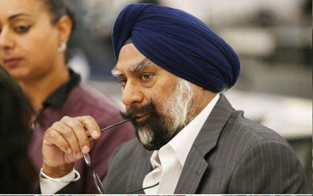 Indo-Canadian Sikh Amrik Singh Ahluwalia is Peel Police Board chairman